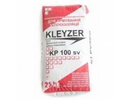 Клеящая смесь KLEYZER KP-100sv для армирования теплоизоляции