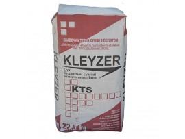 Кладочная теплая смесь KLEYZER KTS для керамических блоков
