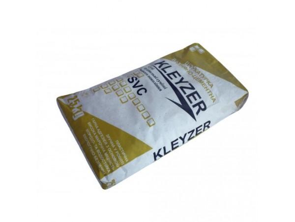 Цемент-известковая штукатурка KLEYZER SVC для стен