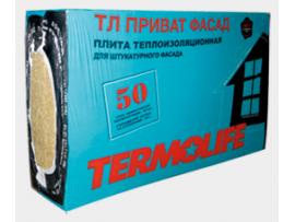 Минвата ТЛ Приват фасад 115 пл. (1000*600*50)  2,4м2 в уп. (м.кв.)