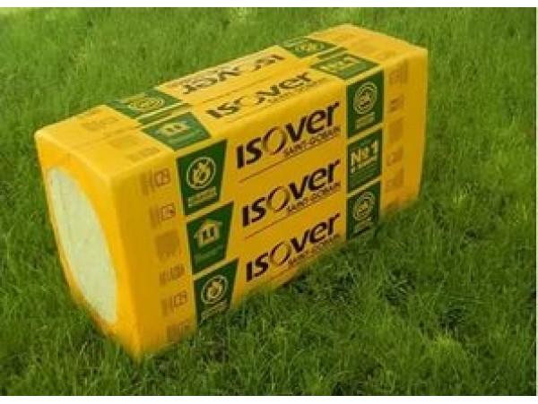 ISOVER Штукатурный Фасад  (100*600*1200, 4 шт, 85 кг/м3) 2,88 м2